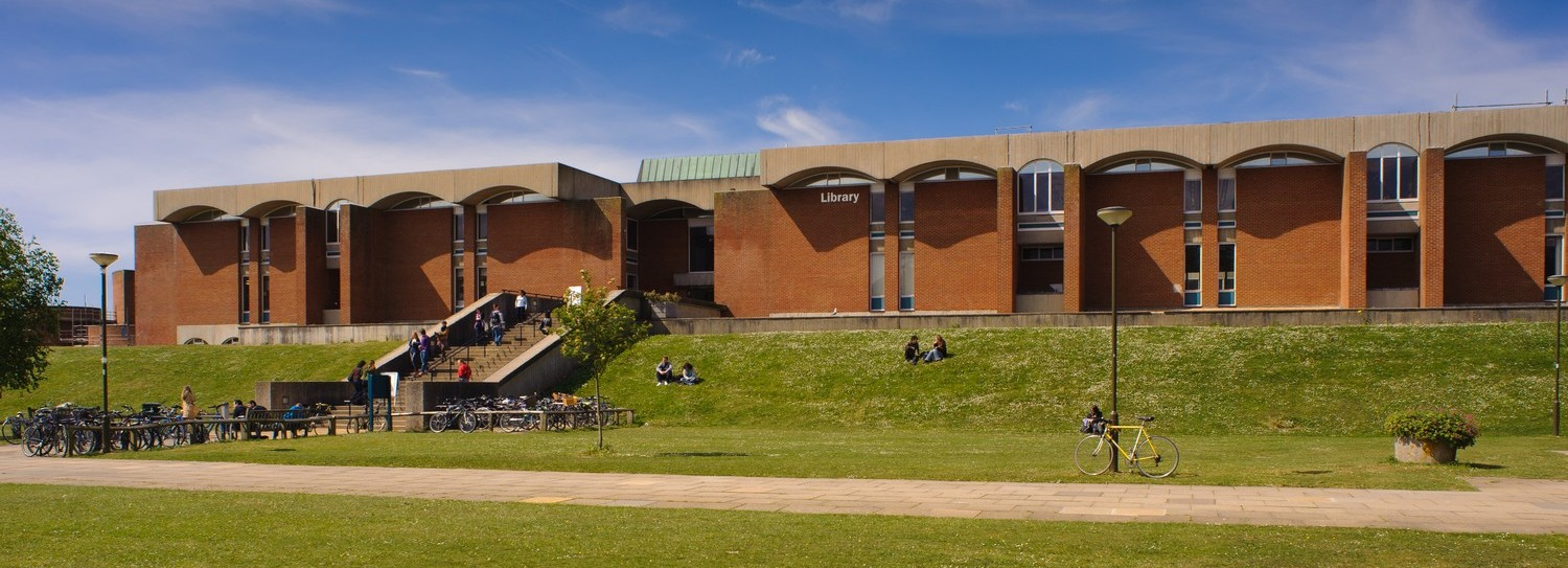 Refurbishment of Library at University of Sussex